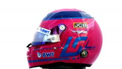 Casco 2020 - Lance Stroll (Racing Point F1 Team) - Helmet 2020