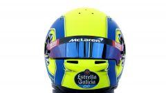Casco 2020 - Lando Norris (McLaren Racing) - Helmet 2020
