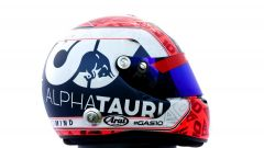 Casco 2020 - Pierre Gasly (Scuderia Alpha Tauri) - Helmet 2020