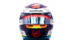 Casco 2020 - Romain Grosjean (Haas Racing) - Helmet 2020