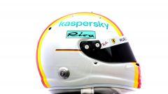 Casco 2020 - Sebastian Vettel (Scuderia Ferrari) - Helmet 2020