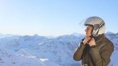 casco Givi 30.3 Tweet Geneve con cinturino micrometrico