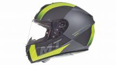 MT Helmets, stile e sicurezza con il nuovo Rapide - Immagine: 2