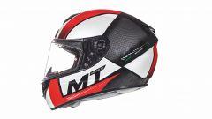 MT Helmets, stile e sicurezza con il nuovo Rapide - Immagine: 5