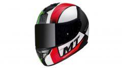 MT Helmets, stile e sicurezza con il nuovo Rapide - Immagine: 1