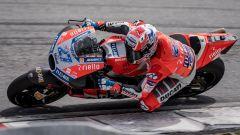 Casey Stoner in azione con la Ducati Desmosedici GP18