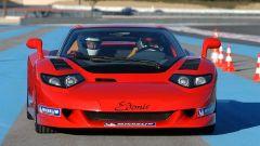 Casil Motors Edonis SP-110 Fenice: vista frontale