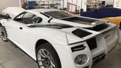 Casil Motors Edonis SP-110 Rinascita: vista 3/4 posteriore