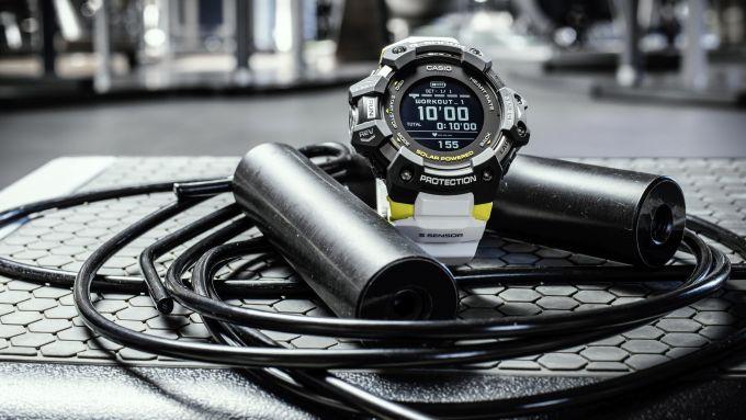Casio G-Shock GBD-H1000: anche notifiche dal cellulare