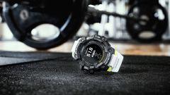 Casio G-Shock GBD-H1000: cinque sensori per monitorare l'attività fisica