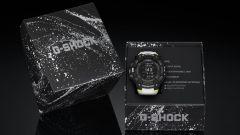 Casio G-Shock GBD-H1000: l'orologio e la scatola