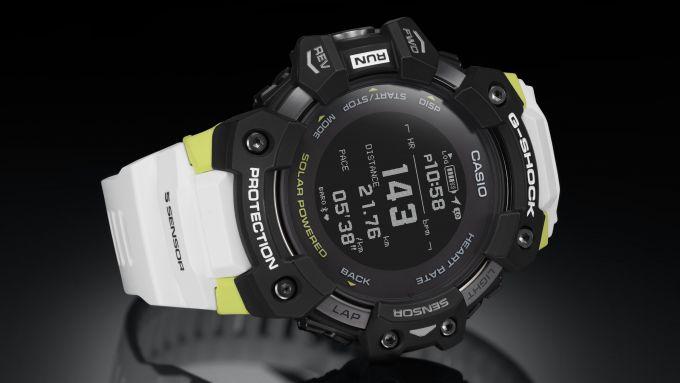 Casio G-Shock GBD-H1000: visuale anteriore