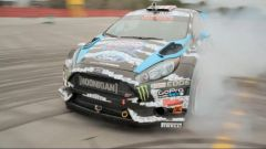 Castrol Footkhana: Neymar vs Ken Block - Immagine: 5