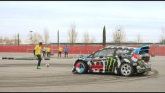 Castrol Footkhana: Neymar vs Ken Block - Immagine: 3