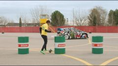 Castrol Footkhana: Neymar vs Ken Block - Immagine: 10