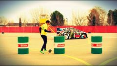 Castrol Footkhana: Neymar vs Ken Block - Immagine: 1