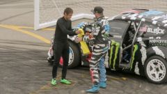 Castrol Footkhana: Neymar vs Ken Block - Immagine: 12