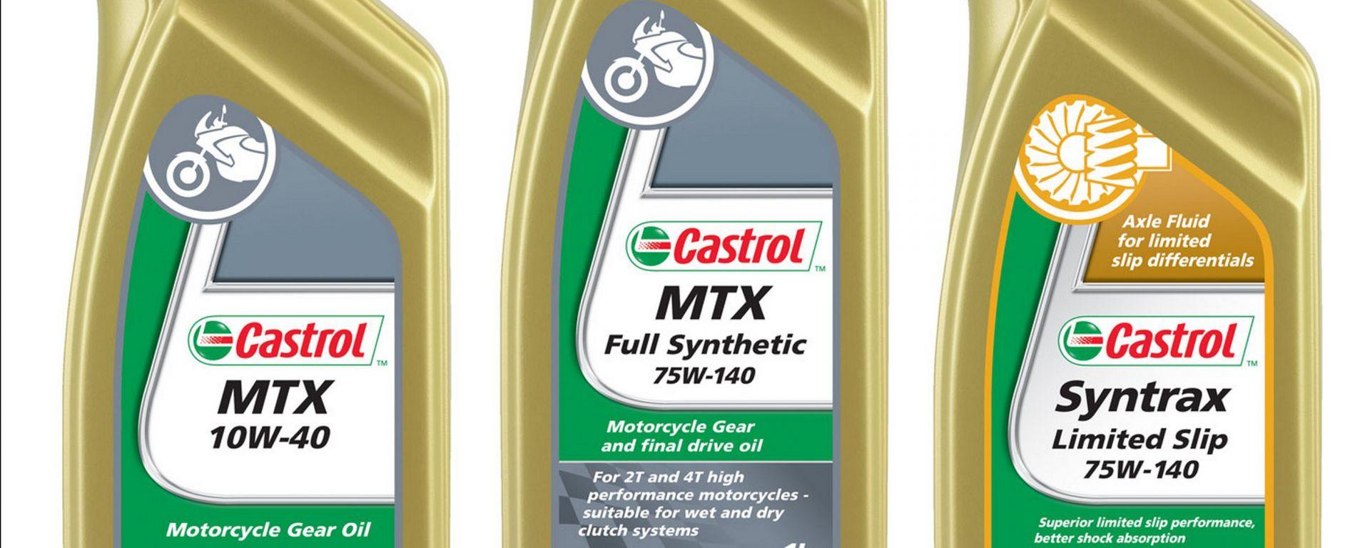 Castrol: nuovi fluidi specifici per trasmissioni