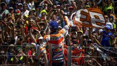 """Catalunya, Marquez: """"Molto molto molto più facile vincere così"""" - Immagine: 3"""