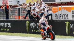 """Catalunya, Marquez: """"Molto molto molto più facile vincere così"""" - Immagine: 5"""