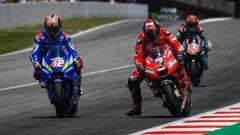 """Catalunya, Marquez: """"Molto molto molto più facile vincere così"""" - Immagine: 9"""
