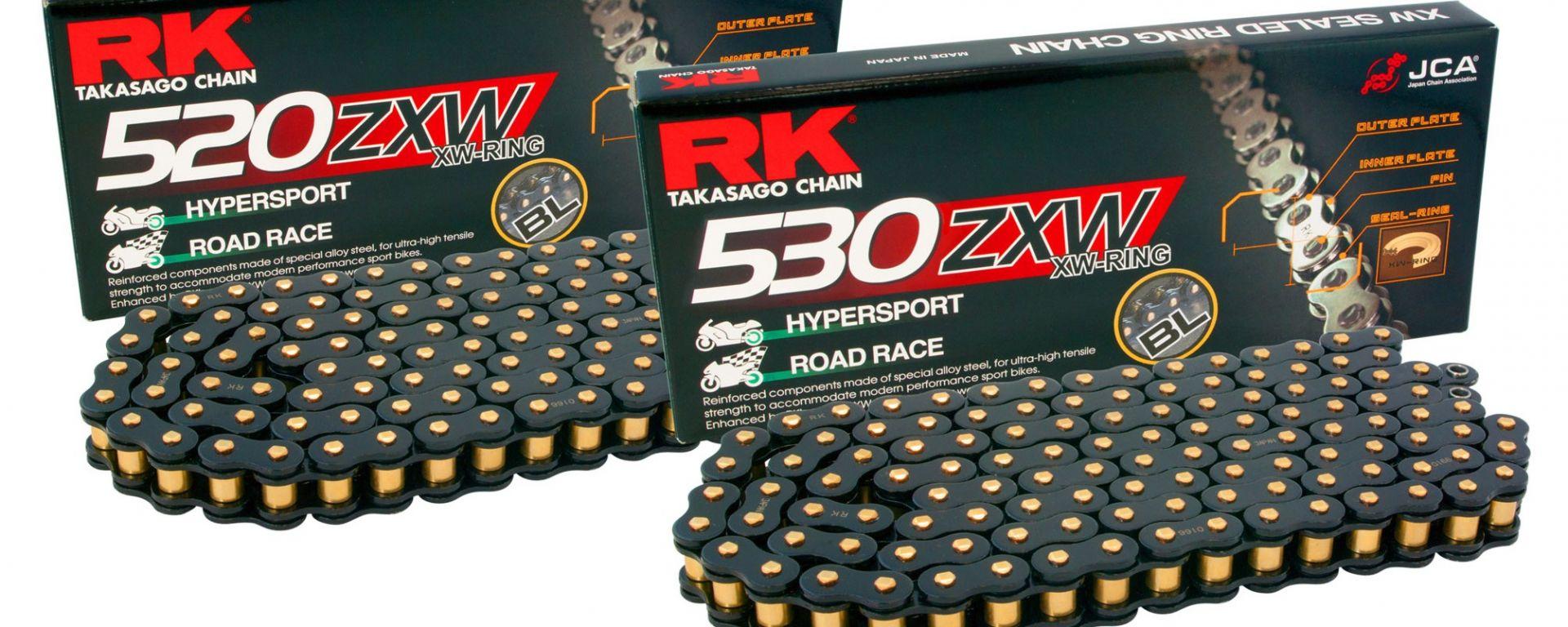 Catene RX 520 e 530