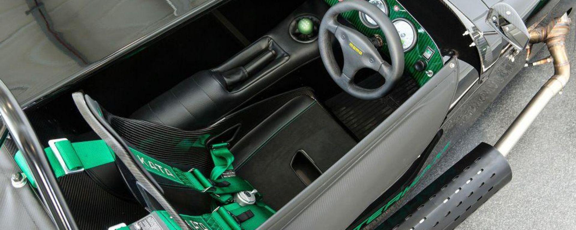 Caterham Seven 250R Kamui Kobayashi