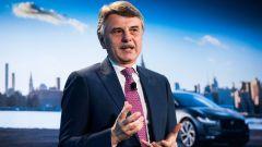 CEO Jaguar-Land Rover Ralf Speth