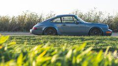 Cerchi BBS su una Porsche 911 (964)