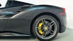 Cerchi diamantati Ferrari