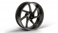 Cerchi in fibra di carbonio: M Performance Parts per BMW S 1000 RR