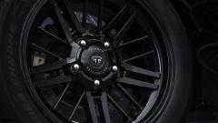 Cerchio nero per la Triumph Rocket 3 R Black