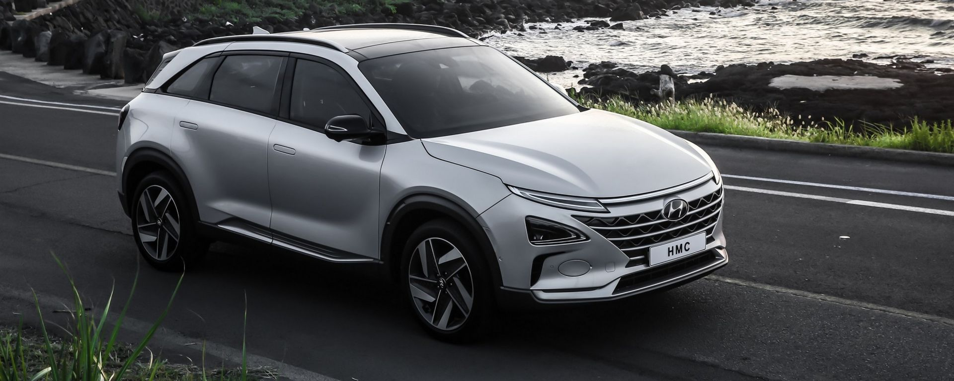 Al CES arriva il SUV Hyundai a idrogeno