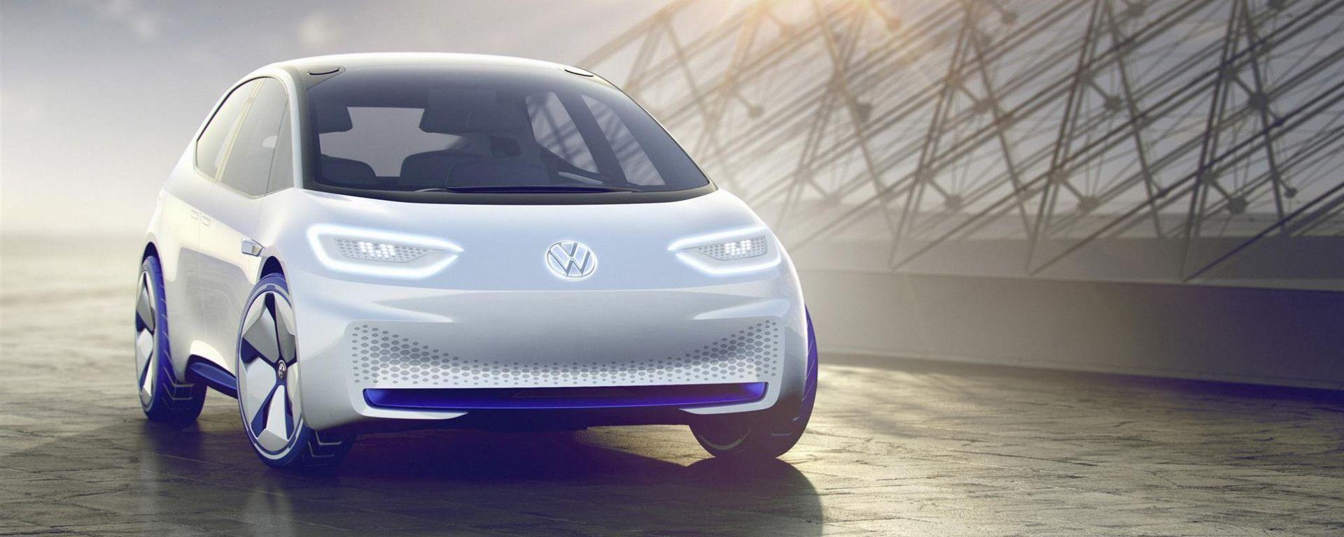 Volkswagen e NVIDIA insieme per la guida autonoma
