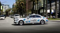 CES 2019: Bosch ha firmato con Daimler un'intesa per lanciare un servizio taxi a guida autonoma