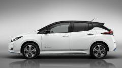Nissan Leaf 3.Zero, con batterie da 62 kWh autonomia di 385 km - Immagine: 2