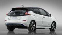 Nissan Leaf 3.Zero, con batterie da 62 kWh autonomia di 385 km - Immagine: 3