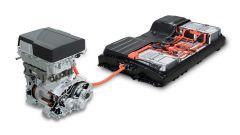 Nissan Leaf 3.Zero, con batterie da 62 kWh autonomia di 385 km - Immagine: 5