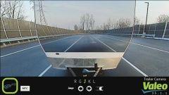 CES 2019: Valeo XtraVue Trailer rende il rimorchio trasparente