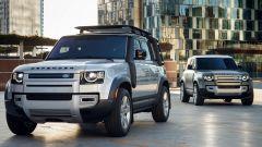 CES 2020, un Land Rover Defender dagli interni super tecnologici