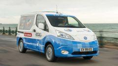 CES 2020, un Nissan e-NV200 tutto particolare