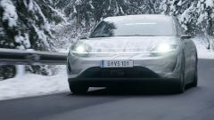 Sony Vision-S, l'auto elettrica è già in strada per i test [VIDEO] - Immagine: 5