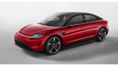 Sony Vision-S, l'auto elettrica è già in strada per i test [VIDEO] - Immagine: 11