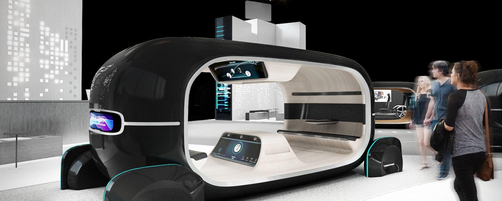 Kia e Hyundai: a Las Vegas tra emozioni e ricarica wireless