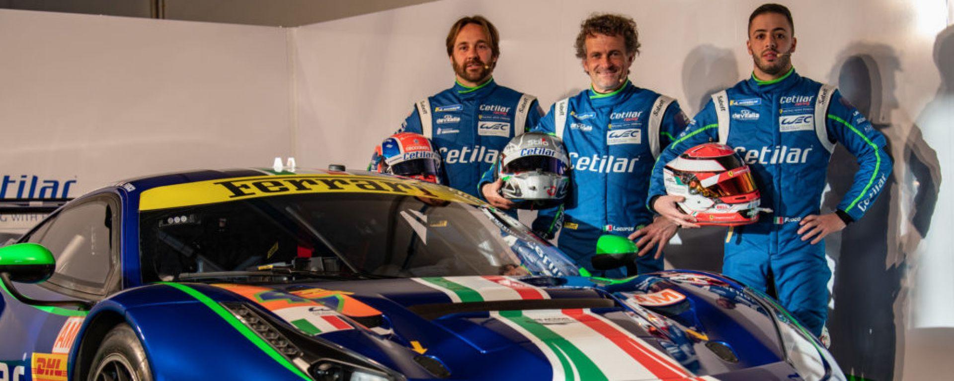 cetilar racing 2021