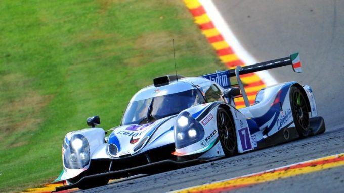 Cetilar Villorba Corse - Ligier LMP3