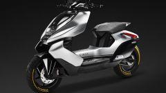 CFMoto: nasce Zeeho, brand EV, e Cyber, il primo concept scooter a batterie