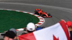 F1 Gp Canada 2019 – PL2: Ferrari davanti, Hamilton a muro