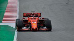 Charles Leclerc è leader della seconda giornata di test a Barcellona