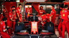 Ferrari F1, ascolta il sound del nuovo V6 di Maranello